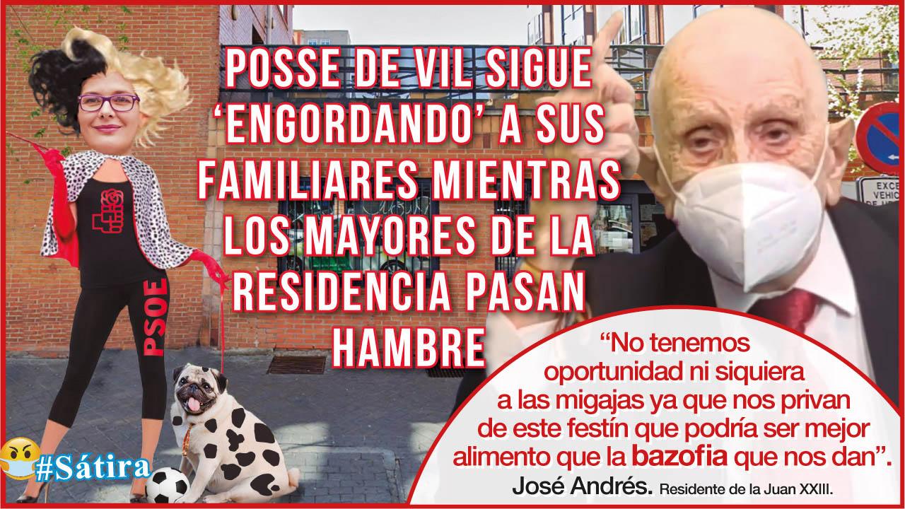 El club de fútbol sala femenino del que es entrenador el tío de la alcaldesa, Héctor Vicente Posse, recibió una subvención de 14.000 a 75.000 euros en dos años