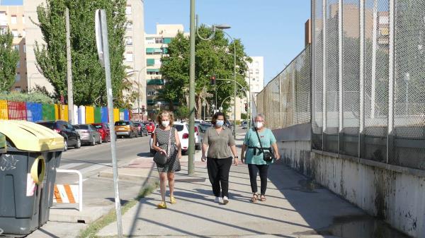 Posse continua revisando las calles de Móstoles