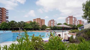 Las piscinas han abierto con todas las medidas establecidas contra la covid-19