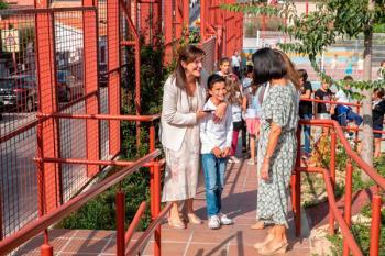Los municipios madrileños han elaborado un listado con las instalaciones que pueden emplearse para impartir clase