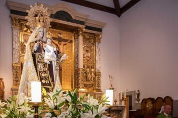 Tan solo se celebrará el programa de actos litúrgicos, y con aforos reducidos