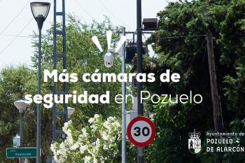 Ya se han instalado tres cámaras de lectura de matrícula en la urbanización La Cabaña y se instalarán 30 más en toda la ciudad