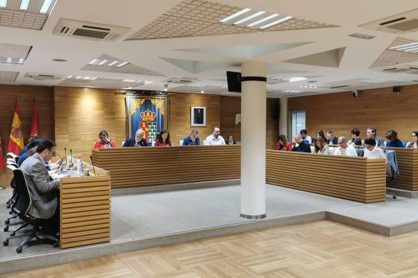 El PP de Getafe pide un pleno para cumplir con las garantías jurídicas de la comisión política que anunció la alcaldesa Sara Hernández para la reconstrucción