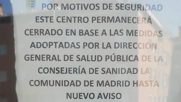 Concretamente en el centro de mayores y el resto de espacios del Centro de Participación Ciudadana