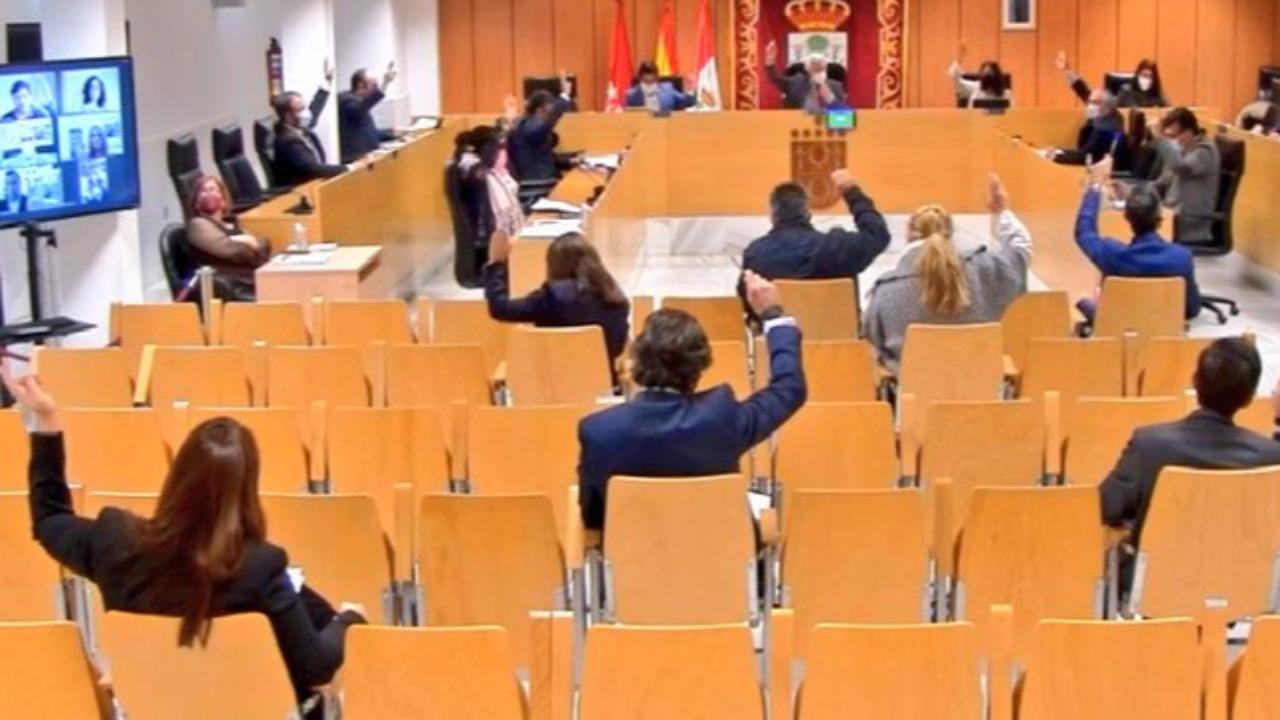 El partido municipal lo va a llevar a Pleno Municipal para conocer la opinión de los demás grupos políticos