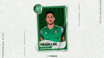 Es un delantero de gran presencia, se incorpora al equipo de Juanjo Granero desde la Unión Adarve