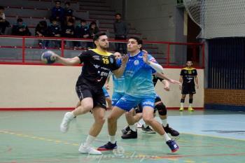 En el partido intervinieron tres jugadores alcalaínos formados en los equipos de base de CD Iplacea