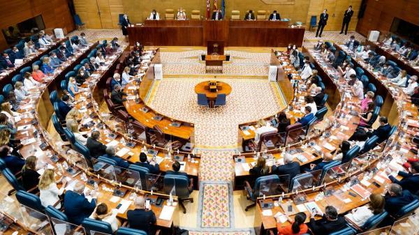 Carballedo, presidenta en la nueva legislatura en la Asamblea de Madrid