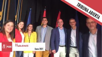 Tribuna abierta del Grupo Municipal PSOE Humanes