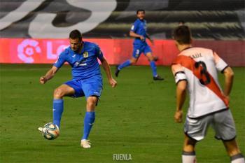 Perdió por 1-0 en el campo del Rayo Vallecano, aunque mereció mucho más