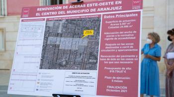 Comienza el proyecto de remodelación del centro histórico