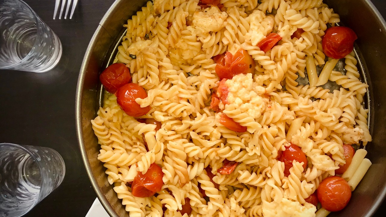 Hemos creado un menú completo con los platos más virales