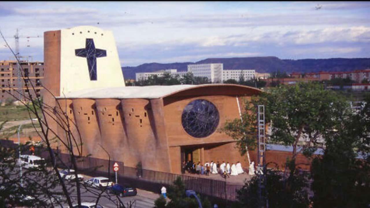 Unos ladrones entraron a la Iglesia y robaron el Sagrario