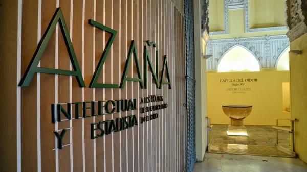 La muestra se podrá visitar en la Capilla del Oidor hasta el próximo 26 de septiembre