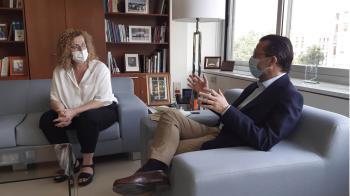 La Comunidad de Madrid presenta su nuevo proyecto económico y de empleo destinado a los agentes sociales