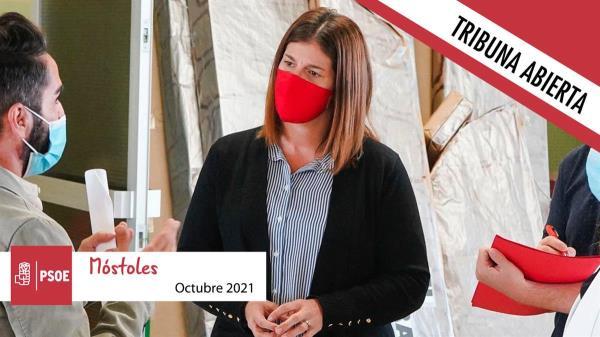 PSOE Móstoles no nos ha remitido su tribuna esta vez