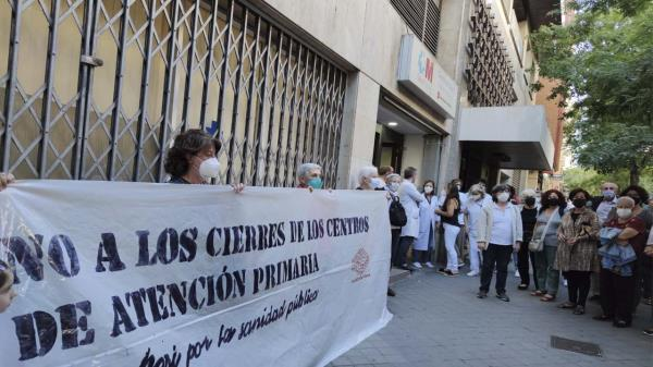 El grupo municipal del PSOE insta al Ayuntamiento a que apoye los movimientos para mejorar la Sanidad Pública