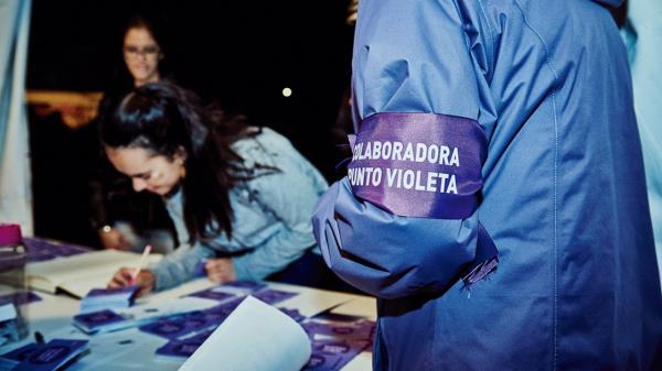 Las fiestas de Rivas contarán con un Punto Violeta