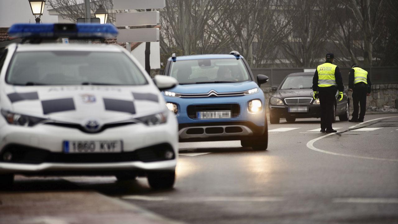 La Policía Local reforza la vigilancia por Covid-19
