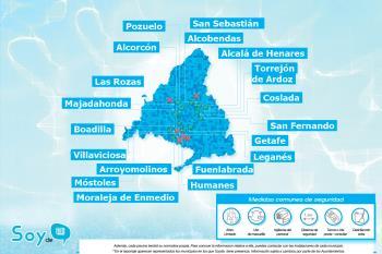 Estas son las piscinas municipales que abren en la región y sus números de teléfono para pedir cita previa