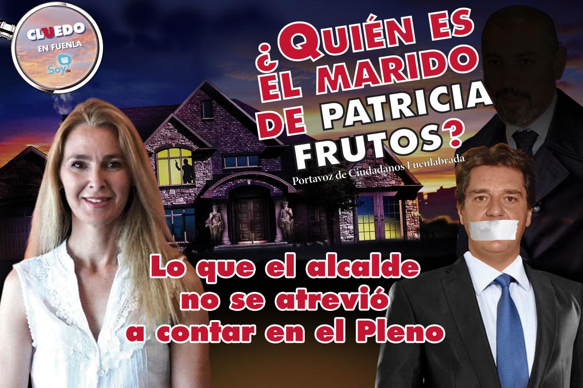Echamos la partida que no se atrevió a jugar el alcalde de Fuenlabrada para contarte quién es el marido de Patricia de Frutos