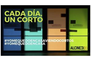 El Festival de cortometrajes de Alcalá de Henares ofrece un corto cada día en su web y RRSS