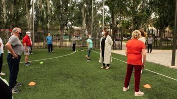 Ha asistido a una de las actividades deportivas en el polideportivo municipal El Pradillo
