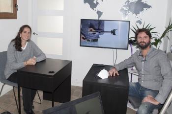En Televisión de Madrid hablamos con Rafael Vidal, fundador de INDESmed y superviviente del accidente de Spanair de 2008