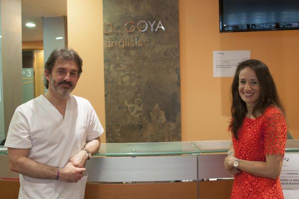 """Ramón Goya: """"De las más de 8.000 personas que hemos analizado, un 25% ha dado positivo en Coronavirus"""""""