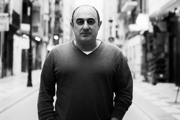 Raúl Ariza Pallarés, ganador del XXIV Premio Novela Negra