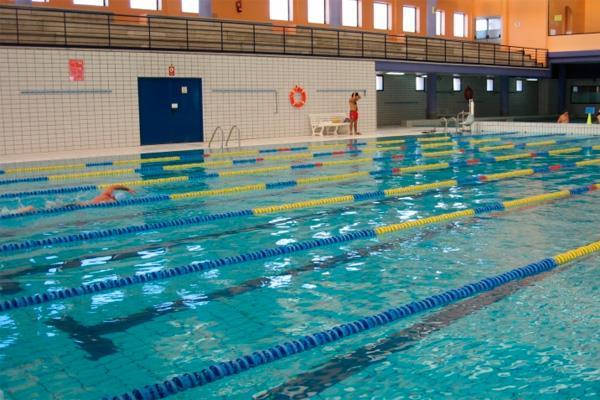 Reabiertas las piscinas climatizadas de El Cerro de Coslada para nado libre