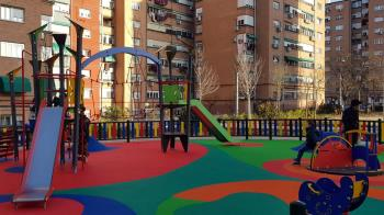 Hoy ha abierto las puertas el último de ellos, el Parque del Olivar
