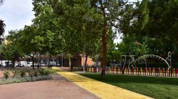 Se reabren las zonas infantiles y biosaludables de los parques de la localidad
