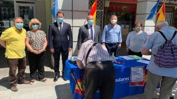 El Partido Popular de Torrejón inicia esta campaña para que los vecinos puedan manifestarse