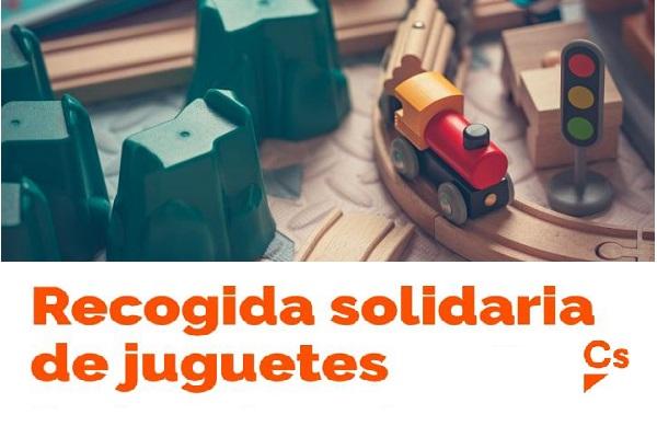 Los grupos municipales del sur de Ciudadanos organizan una recogida solidaria