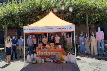 El grupo municipal Ciudadanos ha participado en el proyecto organizado por Cs Madrid