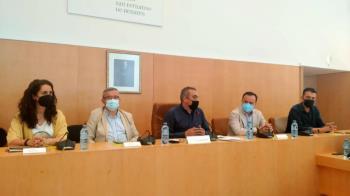 Al encuentro han acudido alcaldes, alcaldesas y representantes de otros municipios de la zona