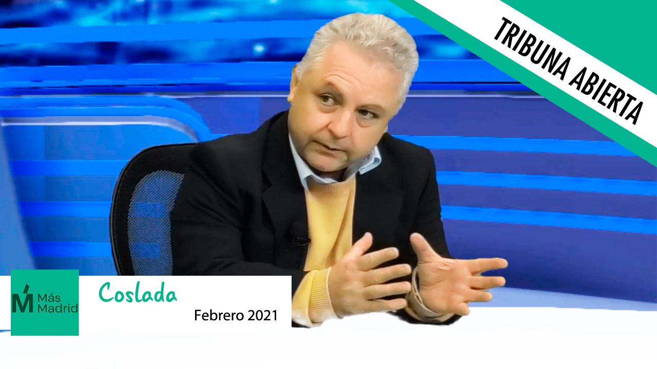 Opinión | Fernando Romero,  Portavoz de MMCoslada y Concejal de Empleo analiza la situación laboral