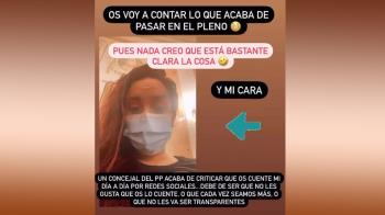 Ante una crítica de Marcelo Isoldi sobre las consultas de la edil de Sanidad sobre sus looks diarios