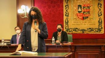 Hay una nueva concejala que ocupa la vacante de la Concejalía de Igualdad