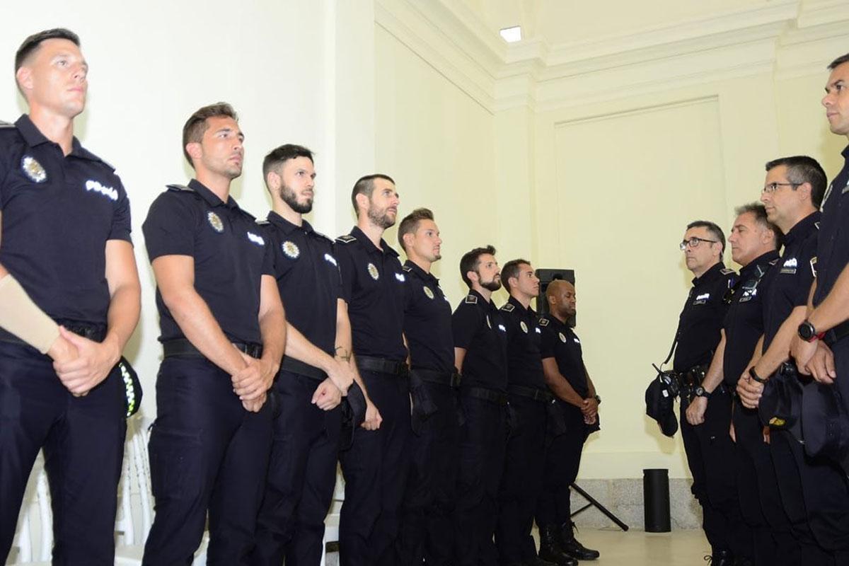 La Policía Local lucha por el cumplimiento de las medidas anti COVID-19