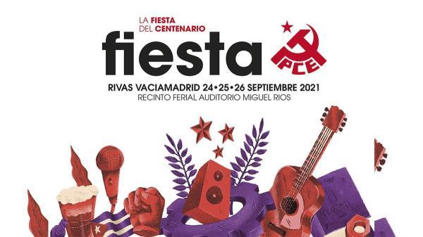 La edición de este año coincide con el centenario de la formación comunista español