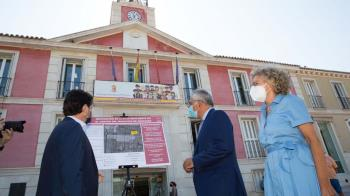 La inversión para este proyecto asciende a 610.000 euros