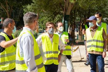 Estas obras revitalizarán el distrito de Ciudad Lineal