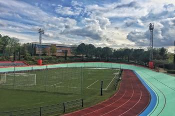 Culminando el plan integral de remodelación y reparación de todas las instalaciones deportivas del municipio