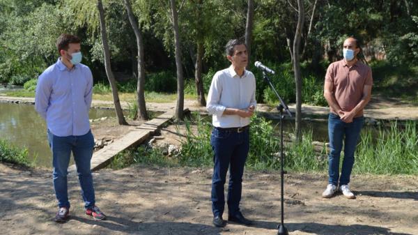 La Confederación Hidrográfica del Tajo construirá su Centro de Interpretación del río Henares y el Tajo para promover valores hidrográficos