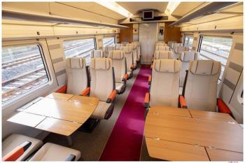 La compañía recuerda el uso obligatorio de la mascarilla en sus trenes