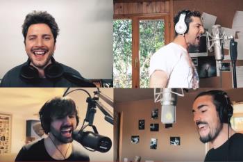 La canción del Dúo Dinámico ha sido versionada por más de 30 artistas y sus beneficios ayudarán en la pandemia