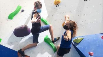 Ayla Rubio García y Daoíz Martín Van Beek han logrando unos grandes resultados a nivel nacional, a falta de la segunda y tercera prueba