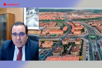 """El alcalde de Boadilla, Javier Úbeda, tilda de """"éxito"""" la participación de los vecinos en el dispositivo de pruebas"""